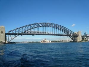 Harbour Bridge à Sydney
